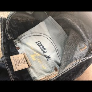 """7 For All Mankind Jeans - 7 For All Mankind """"A"""" pocket flare jeans"""